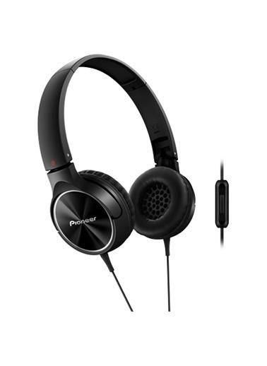 Pioneer SE-MJ522T-K  Kulaküstü Mikrofonlu Kulaklık Siyah